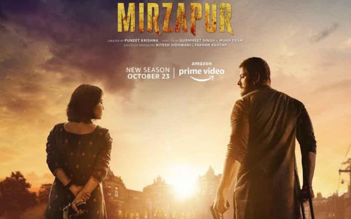 Mirzapur Season 2 Trailer Launched