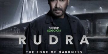 'Rudra' : Ajay Devgn's Crime thrille of the year