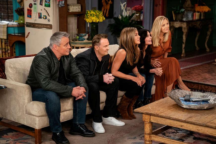 'Friends Reunion' Review : A nostalgic touchdown of emotions