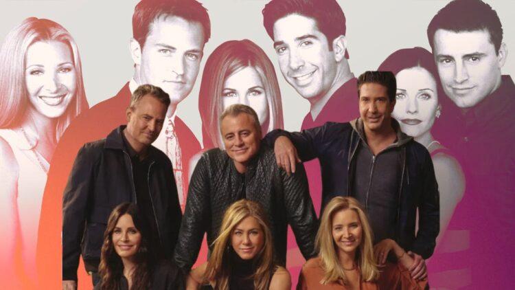 'Friends Reunion' : A nostalgic touchdown of emotions