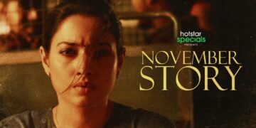 'November Story' Review : A gripping multi-dimensional thriller