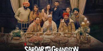'Sardar Ka Grandson' Review : An absorbing tale of relationships