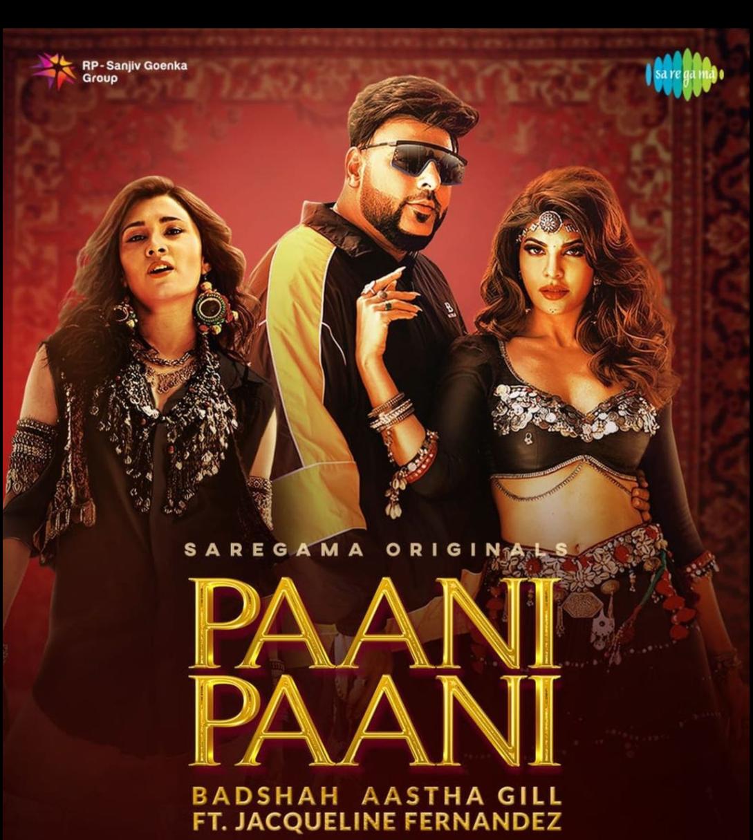 Badshah and Jacqueline create magic with 'Paani Paani'