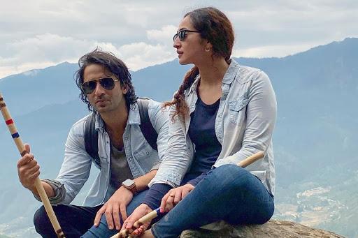 Hina Khan and Shaheer Sheikh sizzle in 'Baarish Ban Jaana'